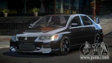 Mitsubishi LE IX for GTA 4