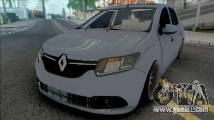 Renault Symbol Quantum Works for GTA San Andreas