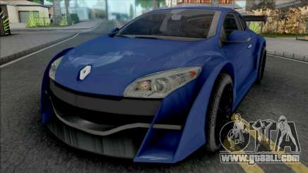 Renault Megane RS Trophy for GTA San Andreas