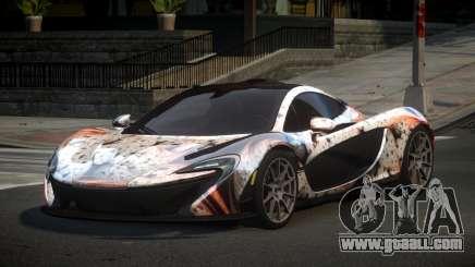 McLaren P1 Qz S8 for GTA 4