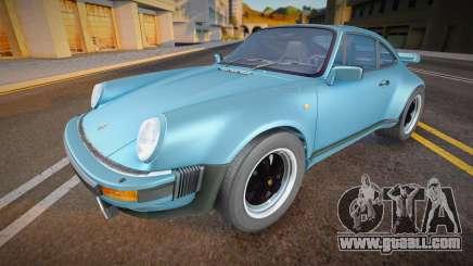 Porsche 911 Turbo (good model) for GTA San Andreas