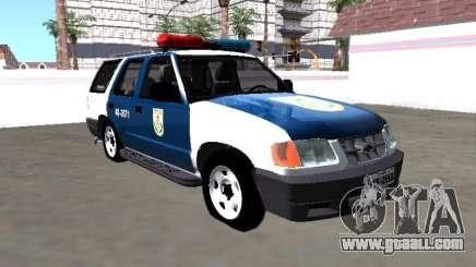 Chevrolet Blazer S-10 2000 MPERJ (Beta) for GTA San Andreas