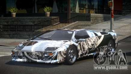 Lamborghini Diablo U-Style S10 for GTA 4