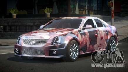 Cadillac CTS-V Qz S2 for GTA 4
