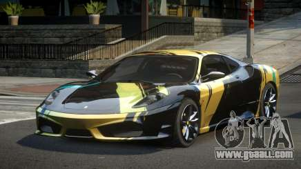 Ferrari F430 GT S8 for GTA 4
