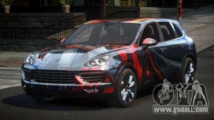 Porsche Cayenne US S3 for GTA 4