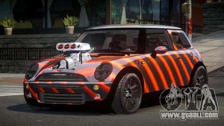 Mini Cooper Custom S2 for GTA 4