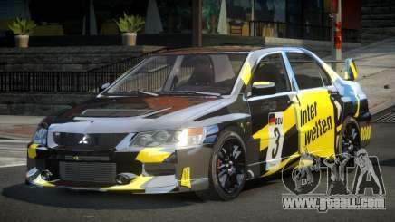 Mitsubishi LE IX S7 for GTA 4