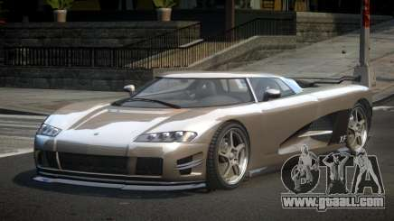 Overflod Entity XF for GTA 4