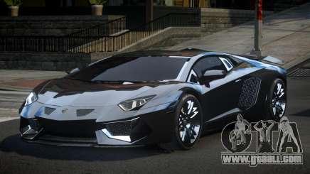 Lamborghini Aventador PSI Qz for GTA 4