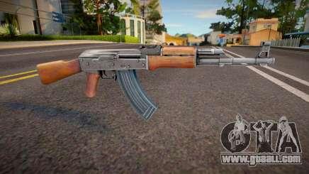 Remastered AK-47 for GTA San Andreas