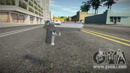 Quality Desert Eagle for GTA San Andreas