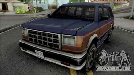 Landstalker MK2 for GTA San Andreas