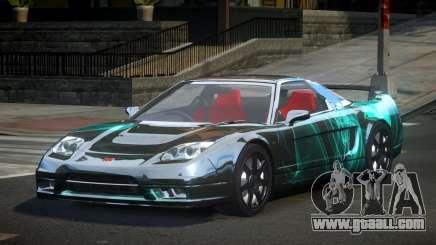 Honda NSX GS S7 for GTA 4