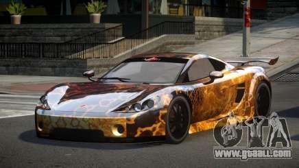 Ascari A10 U-Style S10 for GTA 4