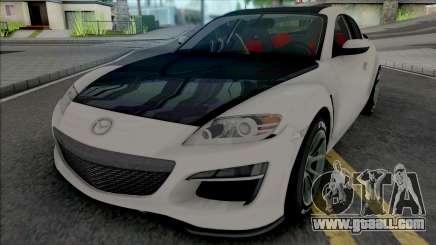 Mazda RX-8 [HQ] for GTA San Andreas