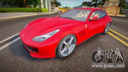 Ferrari GTC4Lusso (good model) for GTA San Andreas