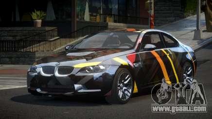 BMW M3 E92 Qz S3 for GTA 4