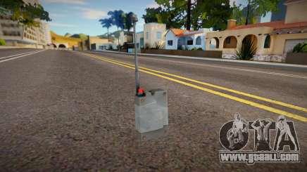 Remaster Remote Detonator for GTA San Andreas