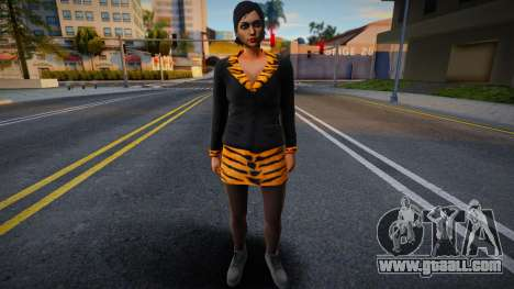 Maria Latore GTA III for GTA San Andreas