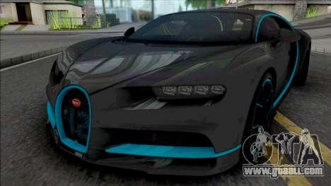 Bugatti Chiron 42 Seconds 2016 for GTA San Andreas