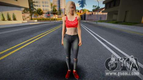 Helena v9 for GTA San Andreas