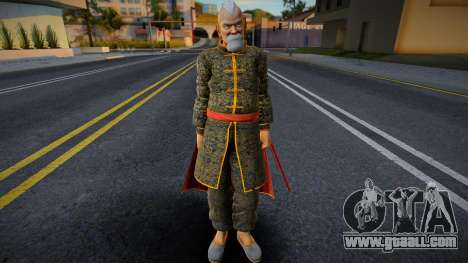 Dead Or Alive 5 - Gen Fu (Costume 2) 2 for GTA San Andreas