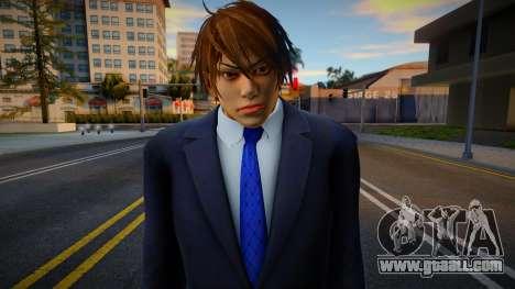 Shin Kamiya Tekken Blood Vengeance for GTA San Andreas