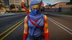 Dead Or Alive 5 - Ryu Hayabusa (Costume 2) for GTA San Andreas