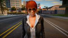 Sexy girl from DOA 3 for GTA San Andreas