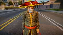 Dead Or Alive 5 - Gen Fu (Costume 2) 1 for GTA San Andreas