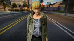 Dead Or Alive 5 - Eliot (Costume 2) 5 for GTA San Andreas
