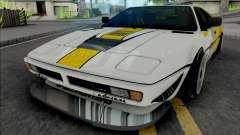BMW M1 SpeedHunters for GTA San Andreas