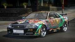 Nissan Skyline R34 J-Style S6 for GTA 4