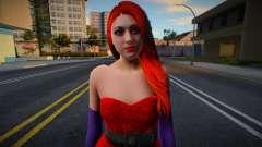 GTA Online Halloween Girl skin for GTA San Andreas