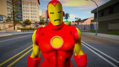 Marvel End Time Arena - Iron Man (Classic) for GTA San Andreas