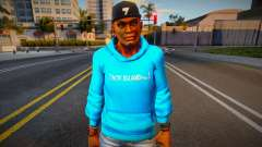 Dead Or Alive 5: Ultimate - Zack 2 for GTA San Andreas