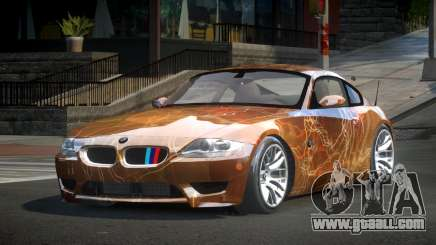 BMW Z4 Qz S6 for GTA 4