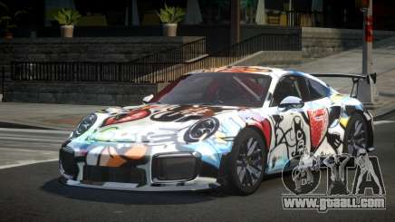 Porsche 911 GT U-Style S4 for GTA 4