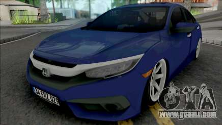 Honda Civic FC5 for GTA San Andreas