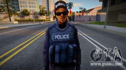 Swat Ryder V1 for GTA San Andreas