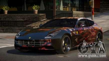 Ferrari FF Qz L2 for GTA 4