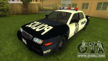 NFSMW Civic Cruiser for GTA Vice City