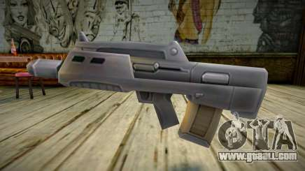 The Unity 3D - Cuntgun for GTA San Andreas