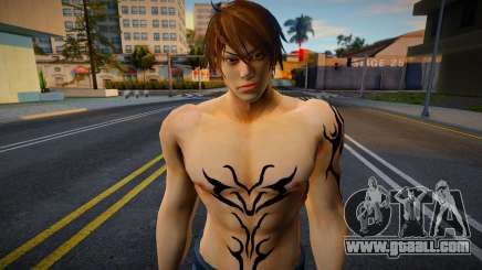 Shin Casual Tekken (Bad Boy 5) for GTA San Andreas