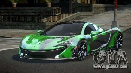McLaren P1 BS S2 for GTA 4