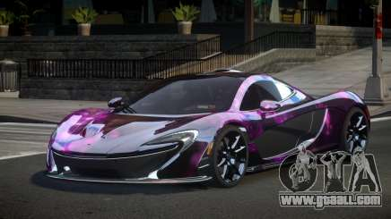 McLaren P1 BS S10 for GTA 4