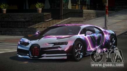 Bugatti Chiron Qz S2 for GTA 4
