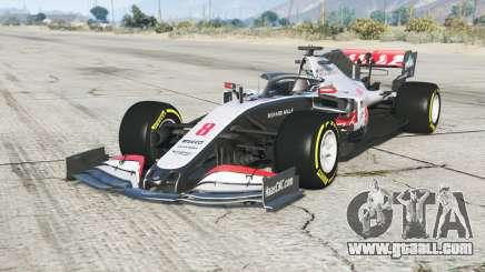 Haas VF-20 2020〡add-on for GTA 5