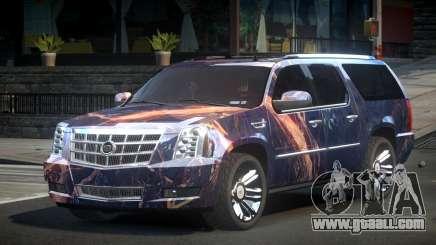 Cadillac Escalade PSI S1 for GTA 4